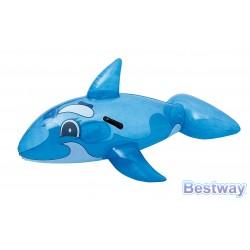 Zabawka do pływania Wieloryb 117x71cm