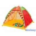 Namiot dla dzieci 112x112x90cm