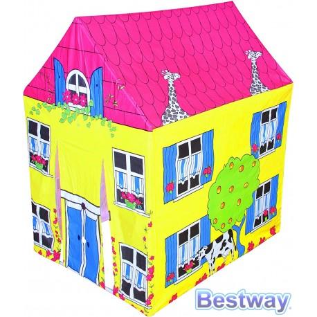 Domek dla dzieci 102x76x114cm