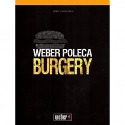 """Weber książka: """"Weber poleca: burgery"""""""