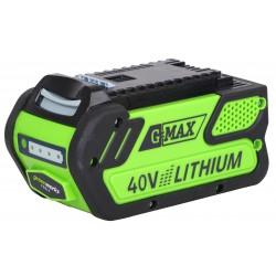 40V Bateria litowo-jonowa G-MAX 4 Ah
