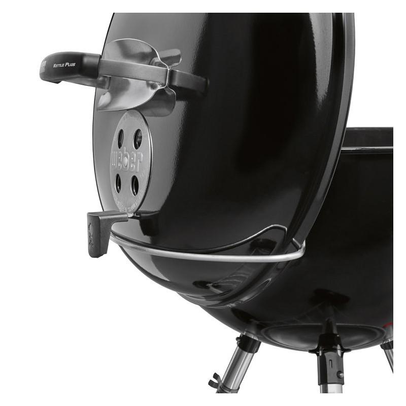 grill weber kettle plus 47 cm gbs. Black Bedroom Furniture Sets. Home Design Ideas