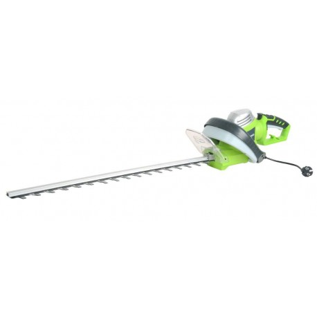 700W Nożyce do żywopłotu elektryczne 68cm De Luxe