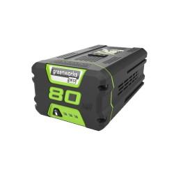 80V Bateria litowo-jonowa G-MAX 4 Ah