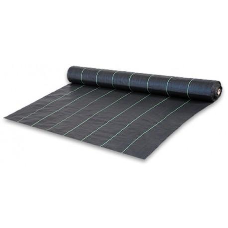 Agrotkanina PP, czarna UV,70g,0,6x100m antychwastowa