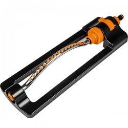 BLACK LINE Kompaktowy zraszacz oscylacyj metalowe ramię