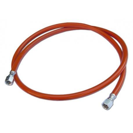 """Wąż do gazu propan-butan ze złączam 2xGW 1/4"""" 150cm"""