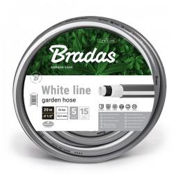 """Wąż ogrodowy WHITE LINE 1/2""""-20m"""