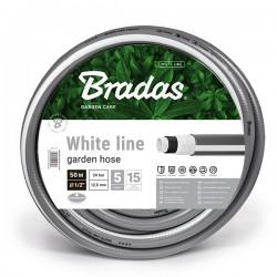 """Wąż ogrodowy WHITE LINE 1/2""""-50m"""