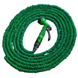 Zestaw ogrodowy TRICK HOSE 5m-15m zielon