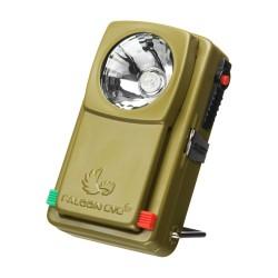 Latarka ręczna Falcon Eye 3 kolory światła